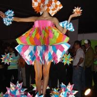 Cali #Colombia Moda de papel